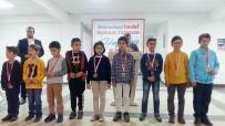 SALIH YıLDıRıM - Satrancın Küçük Şampiyonları Altınla Ödüllendirildi