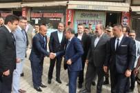 ŞIRNAK VALİSİ - Silopi'de 'Kitap Kafe' Açıldı