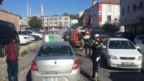 SİGARA İZMARİTİ - Söndürülmemiş Sigara İzmaritinden Yangın Çıktı