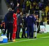UMUT BULUT - Süper Lig Açıklaması Fenerbahçe Açıklaması 1  - Kayserispor Açıklaması 1 (İlk Yarı)