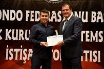 GÜNEY KıBRıS - Taekwondo'da Ayvalıklı Antrenör Volkan Sersan'a Milli Görev