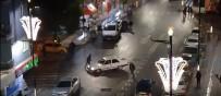 EZİLME TEHLİKESİ - Trafik Magandaları Bu Kez Asker Uğurlamasında Ortaya Çıktı