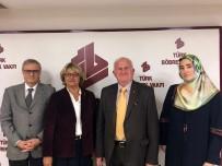 TÜRK BÖBREK VAKFI - Türkiye'de Organ Nakillerinin Yüzde 78'İ Canlıdan, Yüzde 22'Si Kadavradan
