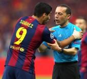 HÜSEYIN GÖÇEK - UEFA'dan Cüneyt Çakır'a Görev