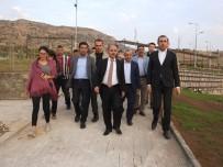 ŞIRNAK VALİSİ - Vali Aktaş Ve Başkan Bedirhanoğlu Mesire Alanındaki Çalışmaları Denetledi