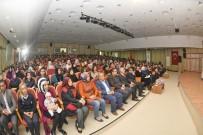YÜZÜNCÜ YıL ÜNIVERSITESI - Van'da '15 Temmuz'un İnsan Öyküleri' Söyleşi