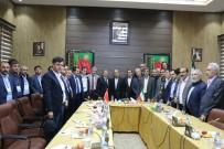 GÜMRÜK KAPISI - Van Heyetinden İran'a Çalışma Ziyareti