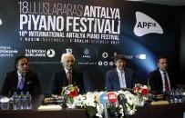 GÜRER AYKAL - 18. Uluslararası Antalya Piyano Festivali