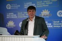 MENDERES TÜREL - 3'Üncü Etapla Antalya'nın Toplam Raylı Sistem Hattı 55 Kilometreye Ulaşacak
