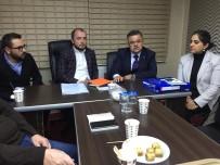 SELIM YAĞCı - AK Parti Bilecik İl Başkanlığı Haftalık İstişare Ve Değerlendirme Toplantısı