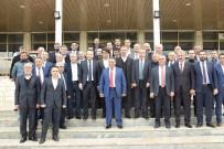 ABDULLAH ÖZTÜRK - AK Parti'de Kongreler Delice İle Devam Etti