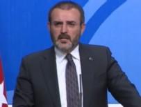 MAHİR ÜNAL - AK Parti'den zehir zemberek açıklama