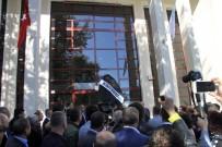 CÜNEYT YÜKSEL - AK Parti Tekirdağ İl Başkanlığı, Belediyeye Siyah Çelenk Bıraktı