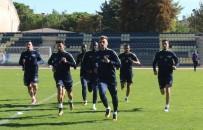 OLCAN ADIN - Akhisarspor, Alanyaspor Maçı Hazırlıklarını Sürdürüyor
