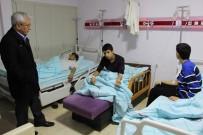 MIDE BULANTıSı - Amasya'da 44 Kur'an Kursu Öğrencisi Hastanelik Oldu