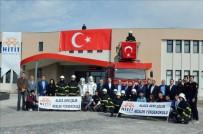 Ankara Büyükşehir Belediyesi'nden Hitit Üniversitesi'ne İtfaiye Aracı
