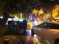 İBNİ SİNA HASTANESİ - Ankara'da Zincirleme Trafik Kazası Açıklaması 5 Yaralı