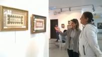 TEZHİP SANATI - Aydın'da Tezhip Sanatı Sergisi İlgi Gördü