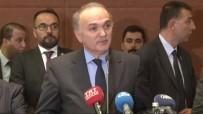 DIŞİŞLERİ BAKAN YARDIMCISI - Bakan Özlü, Cezayir Milli Günü Resepsiyonu'na Katıldı