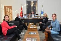 KADİR ALBAYRAK - Başkan Kadir Albayrak, Eğitimcileri Ağırladı
