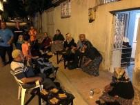 HASAN KARA - Başkan Kara'nın Çat Kapı Ziyaretleri Sürüyor