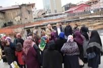 ATIK SU ARITMA TESİSİ - Bayburtlu Kadınlar Belediye Projelerini Yerinde İnceledi