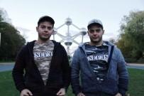 SINIR GÜVENLİĞİ - Belçika'daki Türk Kardeşlerden Türk Ordusuna Anlamlı Parça