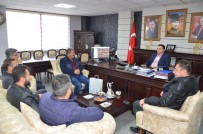 AHMET ÜNAL - Bozüyük Belediye Başkanı Fatih Bakıcı Spor Kulüpleri Ve Derneklerin Yöneticileri İle Bir Araya Geldi
