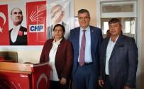 MUSTAFA EREN - CHP Karaisalı İlçe Başkanı İlhan Şahin Güven Tazeledi