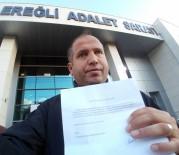 BÜLENT TEZCAN - CHP'li Tezcan Hakkında Suç Duyurusunda Bulundu