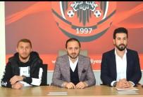 ÇORUM BELEDİYESPOR - Çorum Belediyespor'dan Rodallega'ya Şok