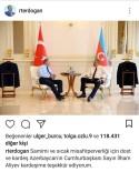 İLHAM - Cumhurbaşkanı Erdoğan O Fotoğrafı Paylaştı Ve Teşekkür Etti