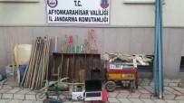 Define Avcıları Jandarma Tarafından Yakalandı