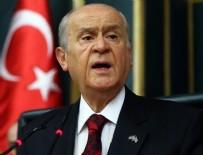 MHP - Devlet Bahçeli: Karaktersiz fırıldaklar