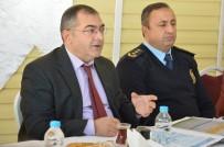 UYUŞTURUCU TACİRLERİ - Emniyet Müdürü Çorumlu Açıklaması 'Uyuşturucuyla Mücadelede Ön Sıralardayız'