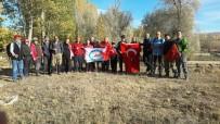 ATATÜRK ANITI - Geleneksel 8. Bünyan Cumhuriyet Doğa Yürüyüşü Yapıldı