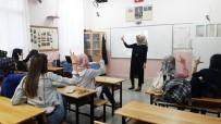 BEDEN DILI - Hisarcık'ta 'İşaret Dili Kursu' Açıldı