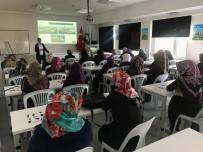Kadın Çiftçiler Süt Hayvancılığı Eğitim Merkezi'nde