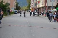 HÜSEYİN ŞAHİN - Kargı'da Bisiklet Yarışması