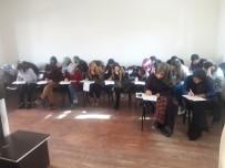 İKTISAT - Kars'ta, Aile Programı Kapsamında 'Eğitici Eğitimi' Düzenlendi