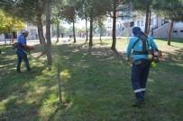 ACıSU - Kartepe'de Park Ve Bahçelerde Kış Temizliği