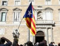 Katalonya'nın tek taraflı bağımsızlık ilanı iptal edildi