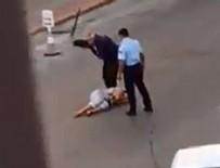 TÜRKMENBAŞı - Kırgız kadını döven polis tahliye edildi