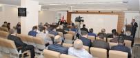 EURO BÖLGESİ - KSO Ekim Ayı Meclis Toplantısı Gerçekleştirildi