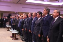 HASAN AKGÜN - Marmara Belediyeler Birliği Başkanı Mevlüt Uysal Oldu