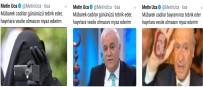 METİN UCA - Metin Uca'dan skandal paylaşımlar