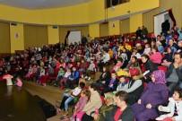 ADİLE NAŞİT - Minikler 'Bir Kaplumbağa Hikâyesi' Oyunuyla Eğlendi