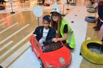 ŞERİT İHLALİ - Minikler Trafik Kurallarını Öğrendi