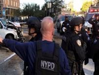 MANHATTAN - New York'ta silah sesleri! 8 kişi öldü