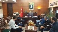 ZONGULDAK VALİSİ - O Madencileri Vali Ahmet Çınar Kabul Etti